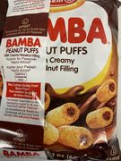 bamba nugat filled 60g