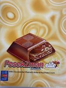 3 x Pesek Zman chocolate bar