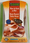 Honey roasted turkey breast 300g
