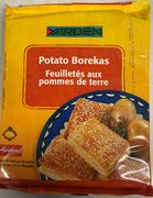 Borekas mini potatos 800g (18 pcs)