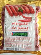Marguez hot dogs 400g (Hot)