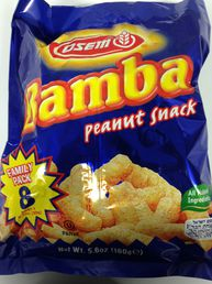 Bamba Family Pack 160g (8x20g)