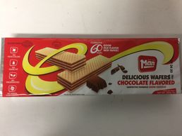 Wafers Chocolate 200g